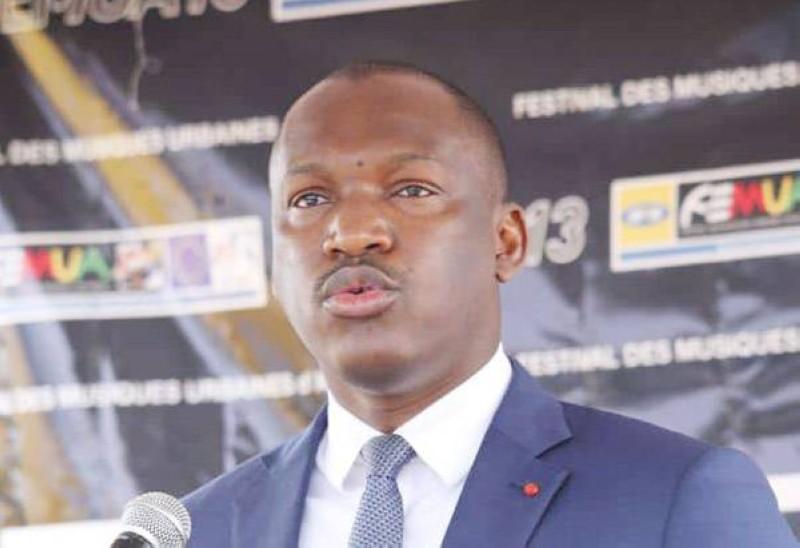 Mamadou Touré annonce qu'il y aura un bilan après le Femua pour voir le taux de participation des jeunes. (Dr)