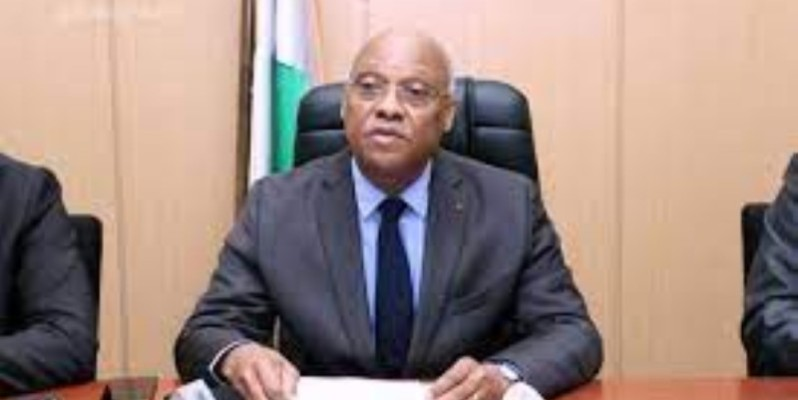 Jean Claude Brou, président de la commission de la Cedeao et plusieurs ministres des pays membres sont attendus à Conakry. (Ph: DR)