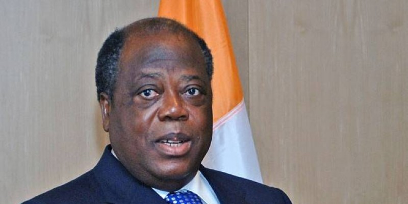 Charles Konan Banny, ancien chef de gouvernement s'en est allé pour toujours. (DR)