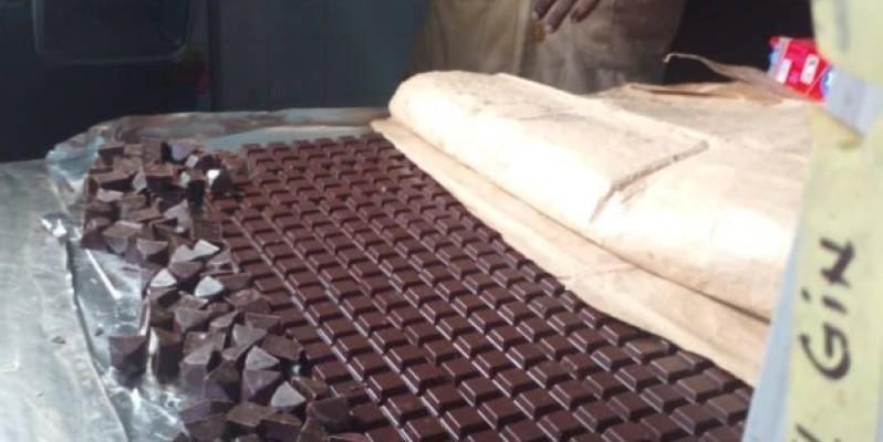 Une vue des tablettes fabriquées par l'Ivoirien Yannick Amoa. (Dr)