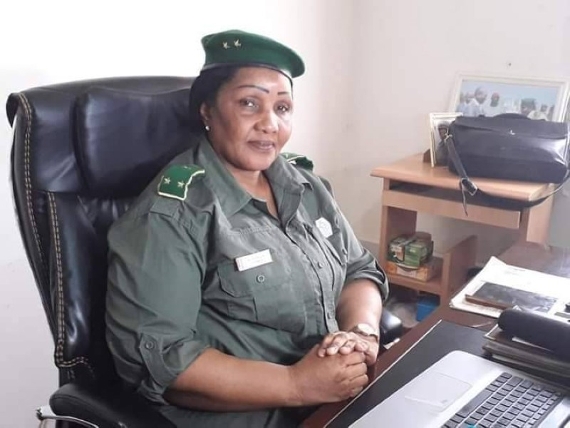 La générale de brigade M'Mahawa Sylla aux commandes de Conakry