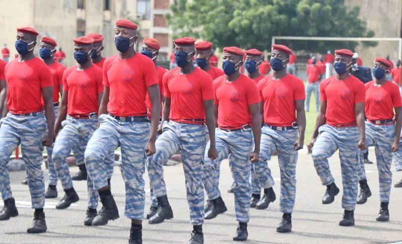 Les résultats de présélection au test pour accéder à la gendarmerie nationale. (DR)