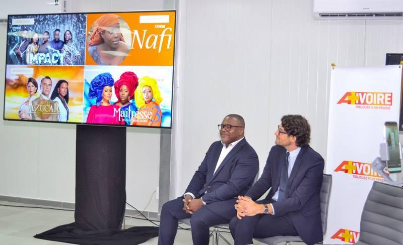 Le programme de la chaîne A+ Ivoire dévoilé. (DR)