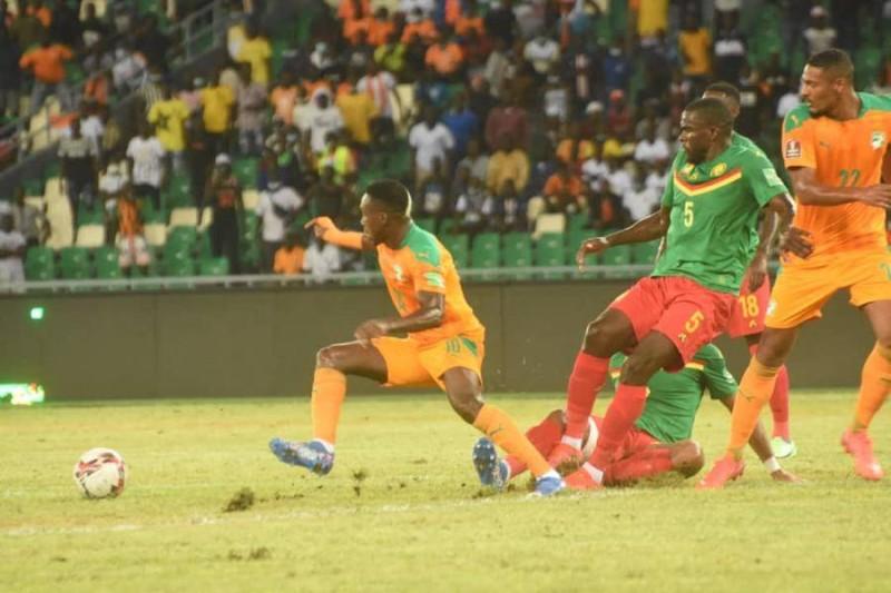 Mondial 2022, la Côte d'Ivoire bat le Cameroun (2-1)