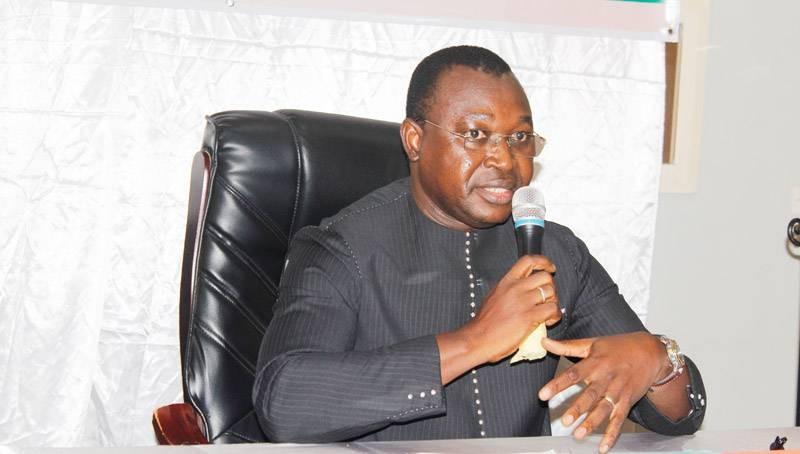 Ousséni Tamboura, ministre de la Communication et des Relations avec le Parlement du Burkina Faso, par ailleurs Porte-parole du gouvernement. (Photo : DR)