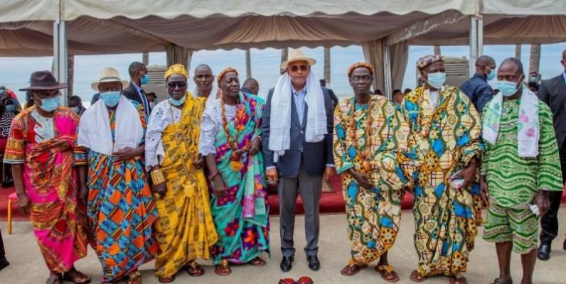 Les chefs traditionnels exhortés à la cohésion. (DR)