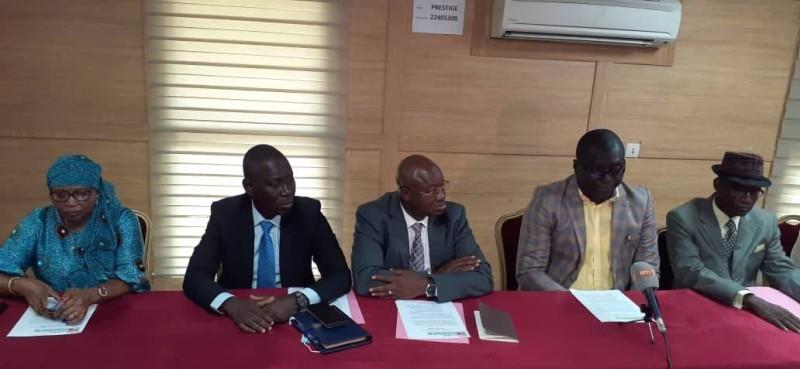 Des partis politiques membres Rhdp demandent à  participer aux activités leur groupement politique.