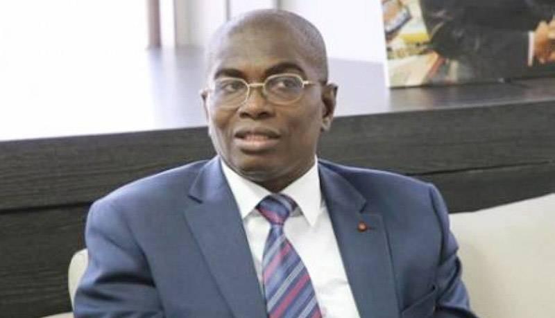 Le ministre Félix Anoblé. (DR)