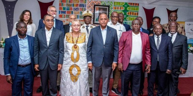 Le Premier ministre Patrick Achi a échangé avec les opérateurs économiques de San Pedro. (DR)