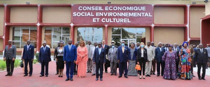 Le ministre a annoncé de bonnes nouvelles pour les Pme en invoquant l'opérationnalisation du dispositif de la Banque centrale des Etats de l'Afrique de l'Ouest pour le financement des Pme. (Photo : DR)