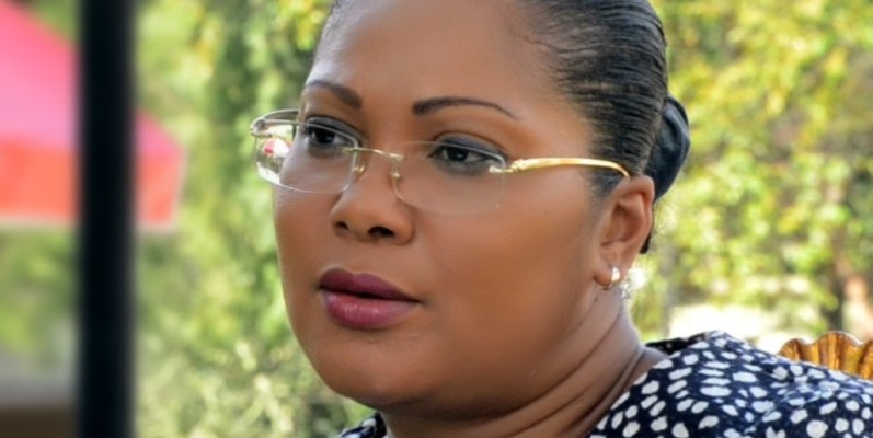 Malékah Mourad-Condé, la nouvelle directrice générale de Côte d'Ivoire Tourisme, a pris fonction hier. (Photo : Dr)