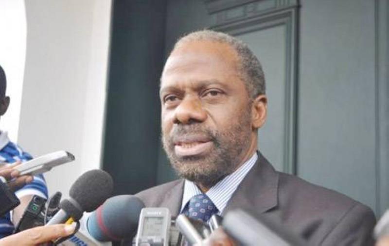 Sébastien Dano Djédjé, président du Comité d'organisation du congrès. (Photo : DR)