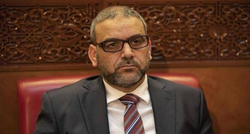 khaled Mechri, président du Haut conseil. (DR)