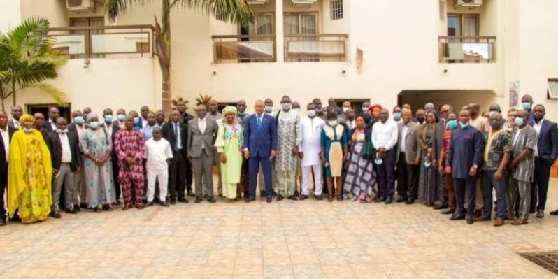 Les participants à cette concertation sont essentiellement des experts issus de différentes institutions régionales et internationales. (photo : DR)