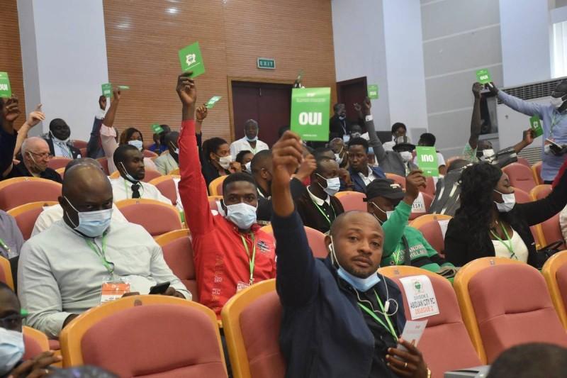 Les clubs ont été actifs lors de l'Assemblée générale ordinaire de la Fif. (DR)