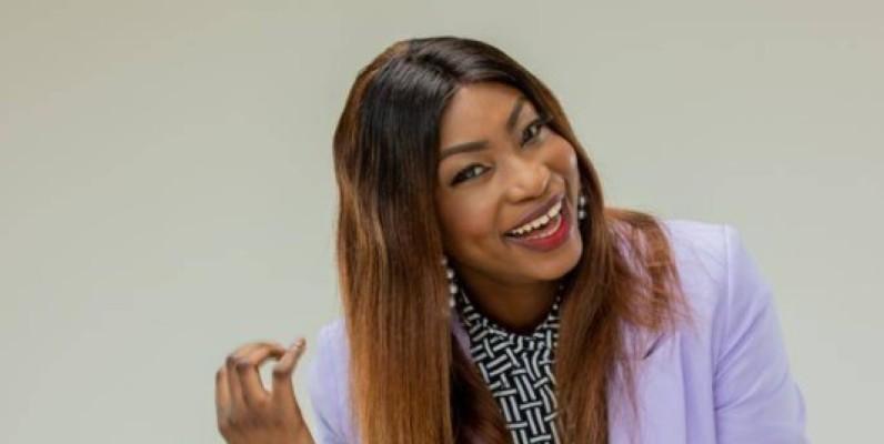Khady Touré ne cesse de faire parler d'elle de façon positive avec son apparition en tant que présentatrice télé. (Dr)