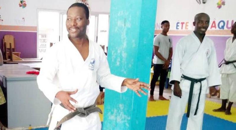 Me Ossey Ahouty a de grandes ambitions pour l'Aikash. (DR)