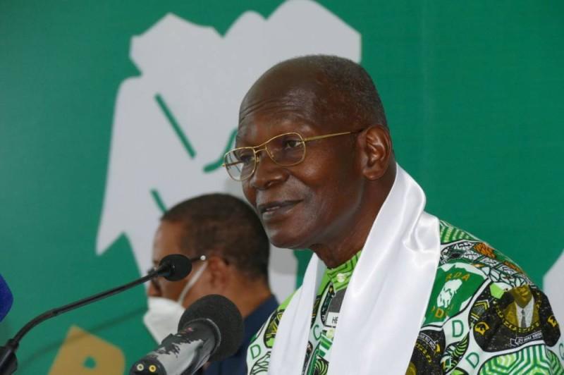 Le  Vice-président du Pdci-Rda, Emile Constant Bombet (DR)
