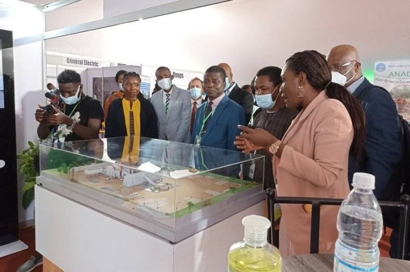Ce premier salon de l'énergie et du développement durable a enregistré la participation de plusieurs acteurs du secteur de l'Energie, venus de divers pays africains. (Dr)