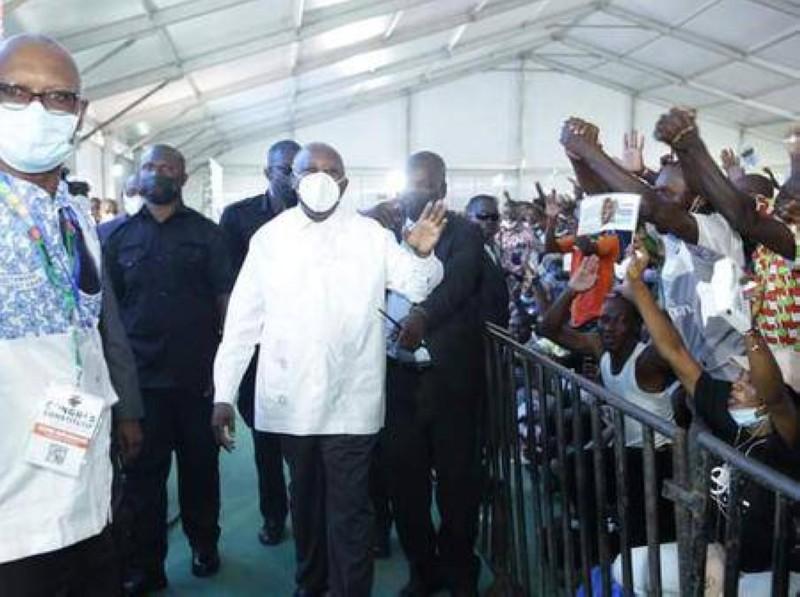 Laurent Gbagbo crée son nouveau parti. (DR)