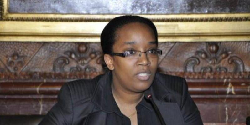 Me Habiba Touré, cheffe de cabinet de Laurent Gbagbo, fait des clarifications. (DR)