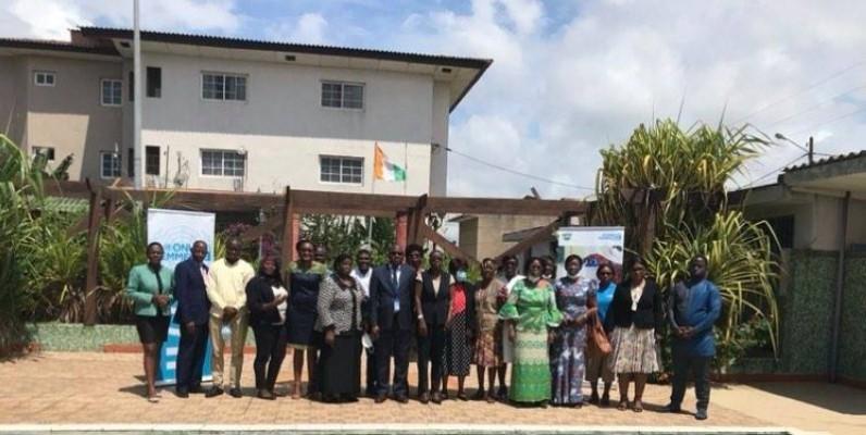 Selon Onu Femmes, la Côte d'Ivoire est encore très loin de la cible minimale de 30% de représentation féminine recommandée. (Photo : Ange Kumassi)
