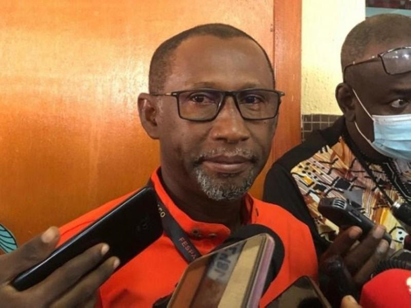 Le réalisateur et producteur Boubacar Diallo.