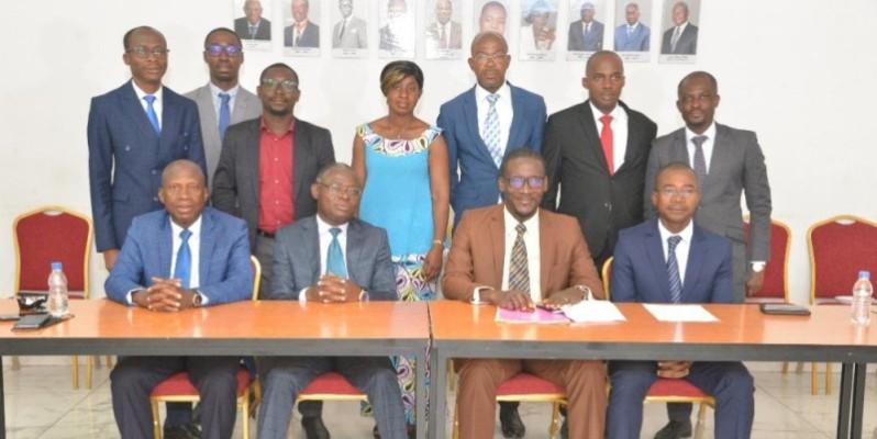 Les membres du réseau des anciens élèves de l'Ena veulent être une force de propositions pour la Côte d'Ivoire. (Photo : DR)