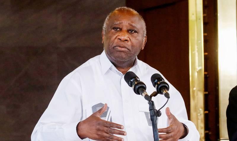 Laurent Gbagbo, ex-Chef de l'Etat ivoirien. (DR)